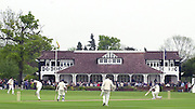 Shenley, Middlsex. ENGLAND, Sri Lanka Tour match.<br /> Cricket<br /> Middlesex CCC vs Sri Lankas - Shenley<br /> Shenfield Cricket Centre GV's<br /> Club House                             [Mandatory Credit:Peter SPURRIER/Intersport Images]