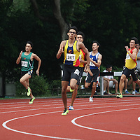 A Division Boys 400m