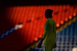 BLACKBURN, ENGLAND - Thursday, July 19, 2018: Liverpool's goalkeeper Loris Karius during a preseason friendly match between Blackburn Rovers FC and Liverpool FC at Ewood Park. (Pic by Paul Greenwood/Propaganda)