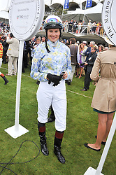 FRANCESCA CUMANI at the 3rd day of the 2012 Glorious Goodwood racing festival at Goodwood Racecourse, West Sussex on 2nd August 2012.