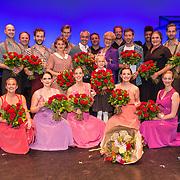 NLD/Amsterdamt/20180930 - Annie MG Schmidt viert eerste jubileum, Simone Kleinsma en de cast
