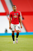 Football - 2019 / 2020 Premier League - Manchester United vs Southampton<br /> <br /> Mason Greenwood of Manchester United at Old Trafford<br /> <br /> COLORSPORT/LYNNE CAMERON