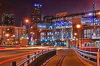 Coors Field, Downtown Denver