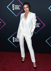 Victoria Beckham at the People's Choice Awards 2018 at The Barker Hangar on November 11, 2018 in Santa Monica, California. (Photo by Xavier Collin/PictureGroup). 11 Nov 2018 Pictured: Victoria Beckham. Photo credit: Xavier Collin / MEGA TheMegaAgency.com +1 888 505 6342