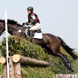 20110424: GBR, Fencing - Badminton Horse Trials 2011