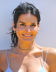 June 24, 2017 - Los Angeles, CA, United States - Angie Harmon arriving at the premiere of 'Despicable Me 3' at The Shrine Auditorium on June 24, 2017 in Los Angeles, California  (Credit Image: © Peter West/Ace Pictures via ZUMA Press)