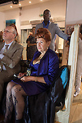 LADY SANDRA BATES, Lady  Sandra Bates and Jason Bradbury host 'Lust' a mixed exhibition. La Galleria. Pall Mall.  London 3 September 2013.