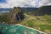 Kaaawa, Windward, Oahu, Hawaii
