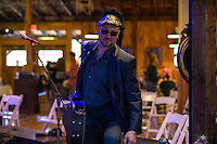 Monster Ball Fire Relief Benefit for Pitman's Freight Room Sunday, October 27, 2013.  Karen Bobotas/for the Laconia Daily Sun