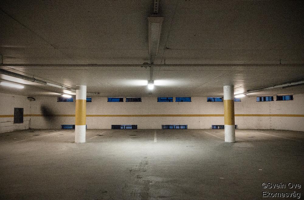 P-hus.<br /> Foto: Svein Ove Ekornesvåg