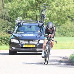 31-08-2017: Wielrennen: Boels Ladies Tour: Roosendaal  <br />Kasjia Niewiadoma