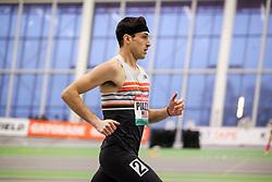 New Balance Indoor Grand Prix<br /> Staten Island, New York, February 13, 2021<br /> mens 1000m, New Balance