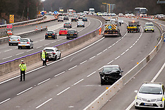 2016-03-12_South Bound M1 Accident Junction 35