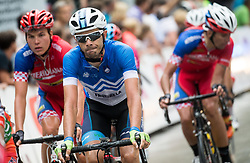 Marko Pavlic (SLO) of Slovenija National Team during Stage 2 of 24th Tour of Slovenia 2017 / Tour de Slovenie from Ljubljana to Ljubljana (169,9 km) cycling race on June 16, 2017 in Slovenia. Photo by Vid Ponikvar / Sportida