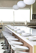 Interior photography of George's taste kitchen in Springdale, Arkansas.<br /> Photo by Beth Hall