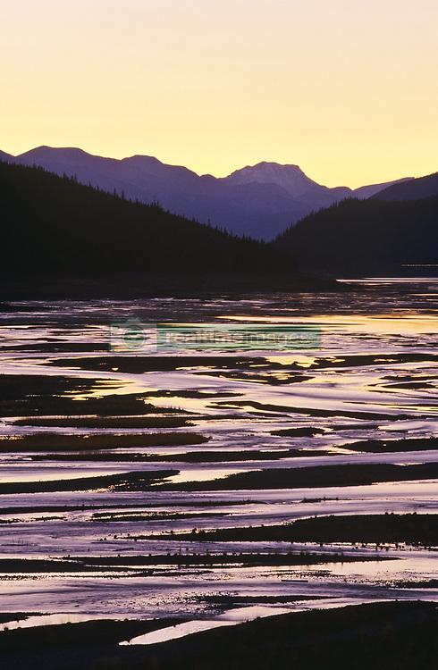 July 21, 2019 - Medicine Lake, Jasper National Park, Alberta, Canada (Credit Image: © Bilderbuch/Design Pics via ZUMA Wire)