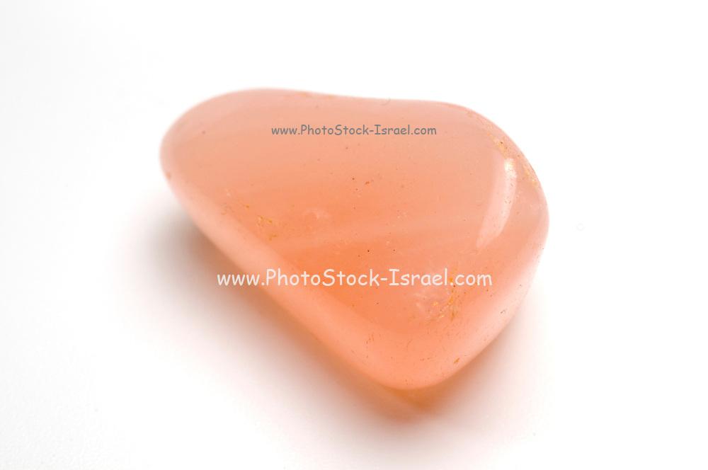 Rose Quartz Semiprecious Gemstone Love Crystal