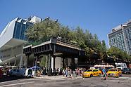 High Line Misc - blooms, Chelsea Passage, Whitney corner, etc