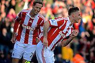 Stoke City v West Ham United 150314