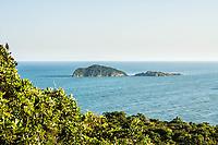 Ilha das Aranhas vista do Morro dos Ingleses. Florianópolis, Santa Catarina, Brasil. / Ilha das Aranhas (Island of the Spiders) viewed from Morro dos Inglese. Florianopolis, Santa Catarina, Brazil.