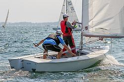 , Travemünder Woche 20. - 29.07.2018, Kielzugvogel - GER 15 - Schneckerl-Express - Herbert KUJAN - Manfred KEMPF - Segelclub Füssen Forggensee e. V䑅