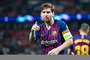 Messi Celebration v Spurs