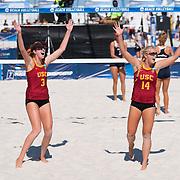 USC Beach Volleyball   Gulf Shores   NCAA Tournament   Semi-finals