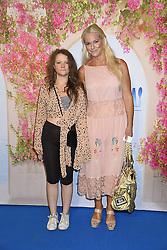 July 11, 2018 - Stockholm, Sweden - Malena Ernman..VIP Premiere ''Mamma Mia! Here we go again'' ..Stockholm, Sweden 2018-07-11..(c) Karin Törnblom / IBL (Credit Image: © Karin TöRnblom/IBL via ZUMA Press)