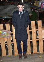 Matt Smith at the Hyde Park Winter Wonderland - VIP Launch at Hype Park, London, England photo by Brian Jordan