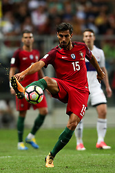 August 31, 2017 - Porto, Porto, Portugal - Portugal's midfielder Andre Gomes in action during the FIFA World Cup Russia 2018 qualifier match between Portugal and Faroe Islands at Bessa Sec XXI Stadium on August 31, 2017 in Porto, Portugal. (Credit Image: © Dpi/NurPhoto via ZUMA Press)