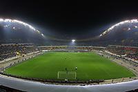 LEIRIA-15 NOVEMBRO:Jogo Portugal e a Kuwait de preparação para o EURO 2004 em seleções AA, inauguração do  estádio Magalhães Pessoa, que irá albergar o UEFA EURO 2004, 2003 19-11-2003 <br />(PHOTO BY: AFCD/NUNO ALEGRIA)