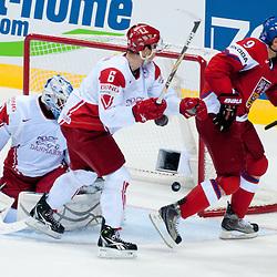 20110502: SVK, Ice Hockey - IIHF 2011 World Championship Slovakia, Czech Republic vs Denmark