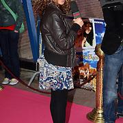 NLD/Amsterdam/20080414 - Premiere Dunya & Desie, presentatrice TMF, Soumia Abalhaja