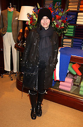 Singer SHARLEEN SPITERI at a party at Ralph Lauren, Bond Street, London in support of the NSPCC's Full Stop campaign on 21st March 2006.<br /><br />NON EXCLUSIVE - WORLD RIGHTS