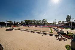 Overview<br /> European Championship Dressage<br /> Rotterdam 2019<br /> © Hippo Foto - Dirk Caremans