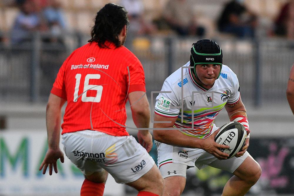 Parma, 02/20/2020 Stadio Lanfranchi<br /> Guinness PRO14 Rainbow Cup 2020/2021<br /> Zebre Rugby vs Munster<br /> <br /> Marco Manfredi