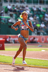 USA Olympic Track and Field Team Trials<br /> June 18-28, 2021 <br /> Eugene, Oregon, USA<br /> day 4 of competition: