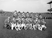 17.03.1958 Interprovincial Railway Cup Hurling Final [A625]