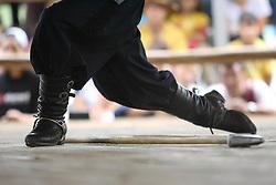 Apresentação da Chula durante o 12 Rodeio Internacional do Mercosul. FOTO: Jefferson Bernardes/Preview.com
