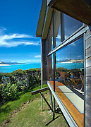 Wishart House in Hokianga, New Zealand, Designed by Rewi Thompson.