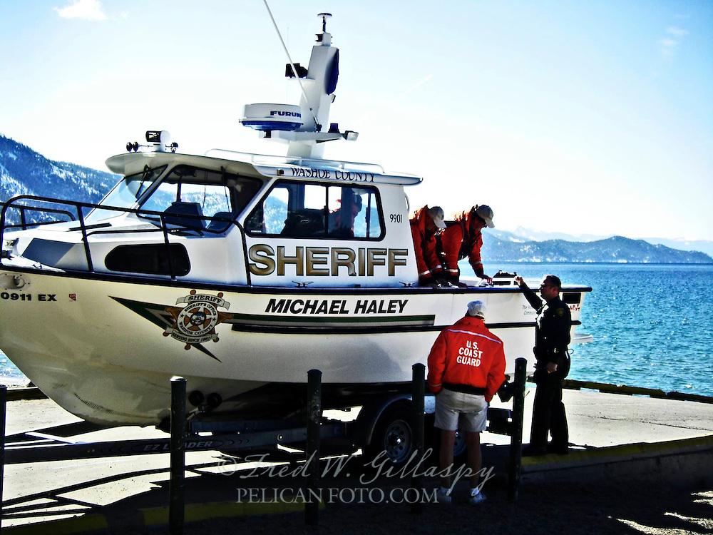 Washoe County Sheriff, Lake Tahoe II