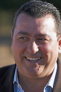 Eulogio Calleja winemaker at Bodegas Naia in Rueda spain castile and leon