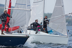 Sailing - SCOTLAND  - 27th May 2018<br /> <br /> 3rd days racing the Scottish Series 2018, organised by the  Clyde Cruising Club, with racing on Loch Fyne from 25th-28th May 2018<br /> <br /> <br /> 707 fleet with GBR7060N, Seaword, Dara O'Malley, PEYC<br /> <br /> Credit : Marc Turner<br /> <br /> Event is supported by Helly Hansen, Luddon, Silvers Marine, Tunnocks, Hempel and Argyll & Bute Council along with Bowmore, The Botanist and The Botanist