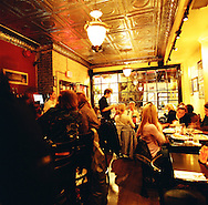 Opened in 2003 in Georgetown, Cafe Bonaparte is an intimate French café that specializes in crepes and coffee.