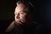 11/17/13 10:34:52 AM -- Albuquerque NM  -- Portait of Jay McCleskey at his office in Albuquerque NM.<br /> <br />  --    Photo by Steven St John