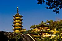 Jinshan Temple, Jinshan Park, Zhenjiang, China