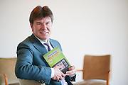Brussel - Bruxelles , 20/06/2016<br /><br />Voorstelling van het boek - Over de media heb ik niets te zeggen - van de Vlaamse Minister van Cultuur en Media / Presentation du livre - Over de media heb ik niets te zeggen - du Ministre flamand de la Culture et Medias .<br />Pix : Sven Gatz<br />Credit : Denis Closon / Isopix