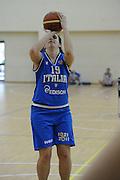 DESCRIZIONE : Roma Acqua Acetosa amichevole Nazionale Italia Donne<br /> GIOCATORE : Maria Laterza<br /> CATEGORIA : tiro<br /> SQUADRA : Nazionale Italia femminile donne FIP<br /> EVENTO : amichevole Italia<br /> GARA : Italia Lazio Basket<br /> DATA : 27/03/2012<br /> SPORT : Pallacanestro<br /> AUTORE : Agenzia Ciamillo-Castoria/GiulioCiamillo<br /> Galleria : Fip Nazionali 2012<br /> Fotonotizia : Roma Acqua Acetosa amichevole Nazionale Italia Donne