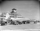1958 - B.E.A. Viscount at Dublin Airport