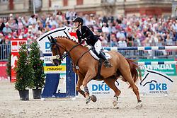 Meyer-Zimmermann, Janne-Friederike (GER) Goja<br /> Münster - Turnier der Sieger 2017<br /> © www.sportfotos-lafrentz.de/Stefan Lafrentz